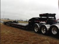2009 Trail King TRAILER,$199,000.00 or Best Offer.