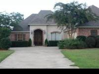 Beautiful, well kept home in Stonegate subdivision.