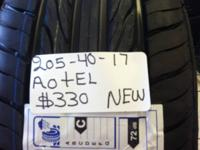I Have A Set Of 4 2054017) AOTEL NEW TIRES At The Rate
