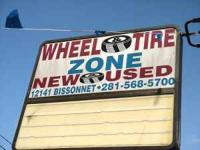 WHEEL AND TIRE ZONE ((())) FREE BALANCE AND