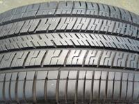 FREE DELIVERY BY FED EX!!! FOUR USED Goodyear Eagle