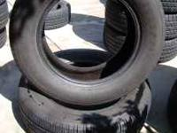 I have 2 Goodyear Eagle RS-A 205/55/16 tires. They have