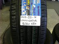I Have A Collection Of 4 (205-55-16) LANVAGAROR NEW