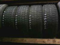 205-55-16 dunlop snow/ice tires like new great shape