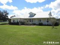 Lovely Cracker Style home on a complete acre in