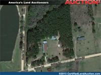Georgia Land Auction and Manufactured Home For Sale at