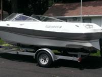 Please call owner Chris at  Boat is in Lindenwold New
