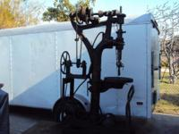 "20"" Champion Blower & Forge Co. Camelback Drill Press"