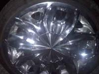 i got 4 20 in rim 4 sale 2 tire uasable 2 needs