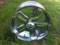 Great set of rims the name is limited rims I'm selling