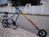 Up for sale is my distinct home grown 20 inch chopper