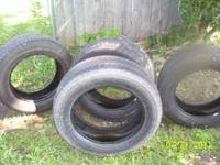 i have a set of 275/60r20 nice condition ready to be