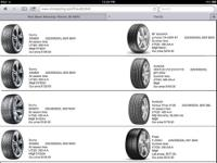 Many Brands to choose from. 20 inch Tires Brand New (in