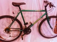 "20"" Raleigh M20 Mountain Bike $73 cash or credit ID #"