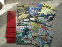 20 years of Popular Mechanics 1972 thru 1983.  I have