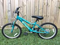 "20""Columbia anzen peak 6 speeds girl bicycle, Both"