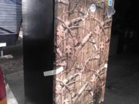 Brand new in box a 20cu.ft. Frost free upright energy