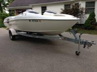 Need to Sell! 20FT 2000 Yamaha LS2000 Twin Jet Boat -