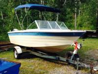 Boat is in great shape both trailer and boat registered