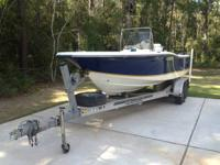 I have a 2004 20ft. Polar CC boat with 2006 Mercury