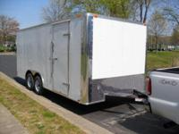 (502) 563-1243 FEATURES OF THE TRAILER ARE: 1.) 8.5x20