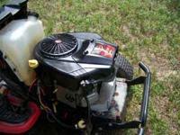 briggs Inteck V twin cyclinder overhead valve ENGINE,