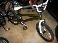 Here is a cool FreeStyle bike!!!!!!!!!!!!!! This bike