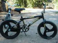 2 20 inch freestyle bikes mongoose ko team issue and