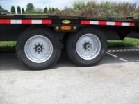 (502) 563-1243 20+5 GNK 20K GVW (2) 8k Single Axles NEW