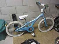 "20"" girls Schwinn Bike Great Christmas present Call Joe"