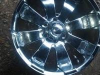 4 mazzi wheels in new condition. Were on an 2005 1500