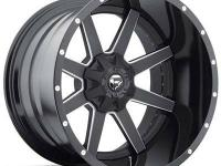 20x12 maverick fuel off road rims 8lug Chevy dodge 2