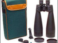 20X80 Binoculars Surveillance Rescue Spy Astronomy.