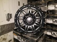 A new set of 20x9 Ultra 188 Black and Ball milled