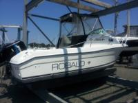 For Sale a 2000 Robalo Model 2240 with 250 Mercury