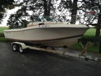 Please call owner Brian Baxter at . Boat is in Columbus