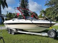 Please call owner Matt at . Boat is in Delray Beach,