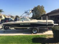 Please call owner Jonathan at . Boat is in Bakersfield,