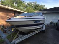Please call owner Rene at . Boat is in New Orleans,