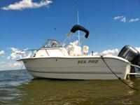 Please call owner Brent at . Boat is in Fredericksburg,