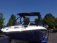 Please call owner Thomas at . Boat is in Central Point,