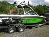 Please call owner Dan at . Boat is in Castleton,