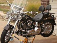 2005 Harley Davidson Fat Boy Flstfi, Check out this
