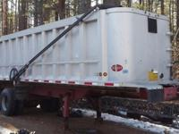 Used Dump Trailer For Sale by Owner very good