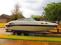 Great boat!! If your ready to have fun on the lake,
