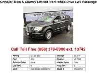 2008 Chrysler Town&Country Limited Front-wheel Drive