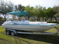 2003 Hurricane GS 232 Fun Deck, This is the ultimate in