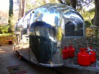 1965 Classic Airstream Caravel 17? Lightweight like a