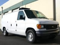 2006 Ford E-150 REFRIGERATED Cargo Van, 4.6L V8, AT,