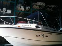 Call Boat Owner Clarisa . Description:Great boat with